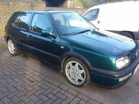 For sale vw golf 2.0 GTI petrol