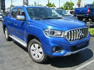 2018 LDV T60 SK8C Luxe Jewel Blue Sports Automatic Utility Lansvale Liverpool Area Preview