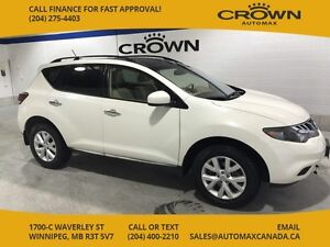 2014 Nissan Murano SV *Winter tires included/ 2 way  LCD remote