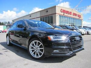 2015 Audi A4 *** PAY ONLY $115.99 WEEKLY OAC ***