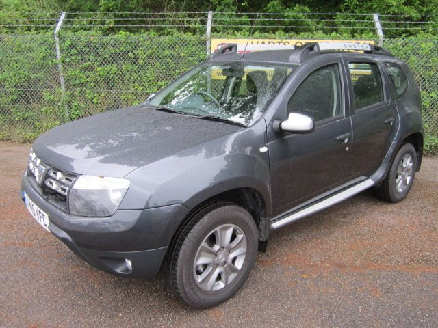 dacia duster 1 5 laureate dci 110 turbo diesel 4x4 slate. Black Bedroom Furniture Sets. Home Design Ideas