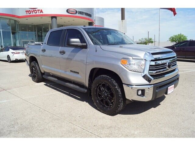 Image 1 Voiture American used Toyota Tundra 2017