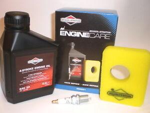 992231 Wartungs Kit Briggs & Stratton Wartungskit für 450 E 500 E Serie