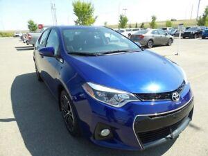 2014 Toyota Corolla Sport | Sunroof | Leather | Bluetooth