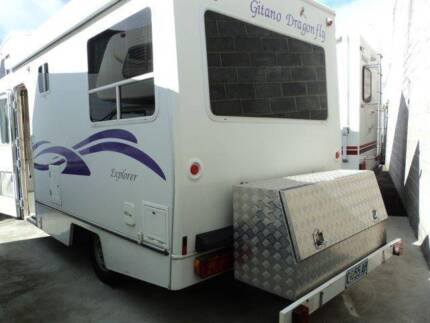 Motorhome Must Sell Cygnet Huon Valley Preview