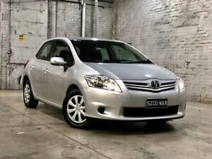 2012 Toyota Corolla ZRE152R MY11 Ascent Sport Silver 4 Speed Automatic Hatchback Mile End South West Torrens Area Preview
