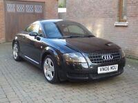 06 Audi TT 1.8t Auto, Long MOT £3700