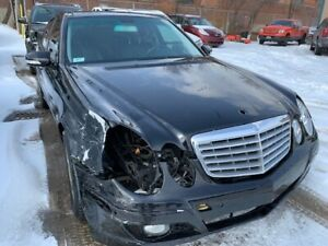 2008 Mercedes E320 DIESEL just arrived for sale at Pic N Save!