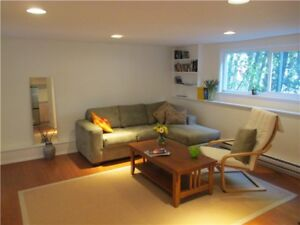 Ground Level 2-Bedroom Suite Available in Kitsilano