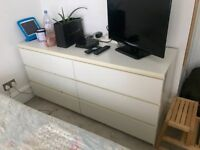 Large wide chest of drawers for sale URGENT