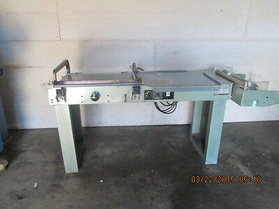 Weldotron Model 6302 Semi Automatic L-bar Sealer Shrink Wrapping Machine