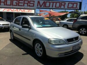 2005 Holden Astra TS Classic Silver 4 Speed Automatic Hatchback Victoria Park Victoria Park Area Preview
