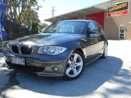 2005 BMW 120i E87 Grey 5 Speed Manual Hatchback Archerfield Brisbane South West Preview