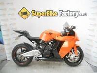 2011 11 KTM RC8 1190