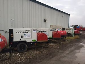 DOOSAN G25 GENERATORS FOR SALE!! AWESOME SHAPE, GREAT PRICES! Edmonton Edmonton Area image 2