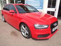 Audi A4 Avant 2.0TDI ( 143ps ) 2012 S Line Estate Full Dealer S/H P/X