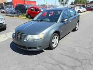 SATURN ION 2006AUTOMATIQUE***GARANTIE 1 ANS OU 15000KM INCLUS***