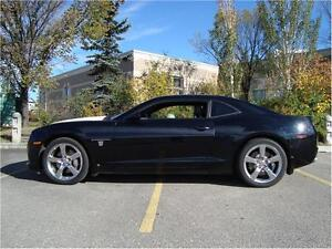 2010 CHEVY CAMARO 2DR COUPE SS. 6.2L 6SPD STD 113K ONLY $23,100.