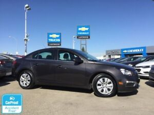 2015 Chevrolet Cruze LT (Colored Touch Screen, Low Km, Back Up C