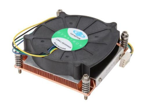 Dynatron K199 80mm 2 Ball Cpu Cooler For Intel Lga Socket...