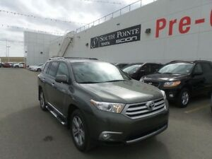 2011 Toyota Highlander Limited 4WD| Navigation | Leather |7 Pass