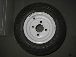 Pair of new trailer tires