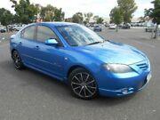 2004 Mazda 3 BK SP23 Blue 4 Speed Auto Activematic Sedan Maidstone Maribyrnong Area Preview