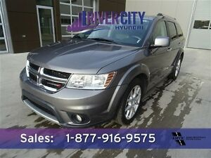 2013 Dodge Journey AWD RT 5 PASSENGER Leather,  Heated Seats,  A
