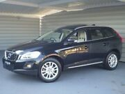 2009 Volvo XC60 Black Sports Automatic Wagon Clyde Parramatta Area Preview
