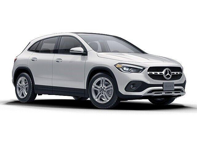 2021 Mercedes-Benz GLA GLA 250 4D Sport Utility 2.0L I4 Turbocharged Digital Whi