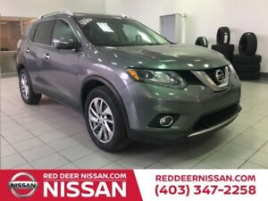 2014 Nissan Rogue SL | LEATHER | AROUND VIEW CAMERA | PANORAMIC