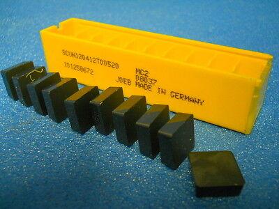 Kennametal SCUN120412T00520 MC2 08037 Ceramic Inserts - Box of 10