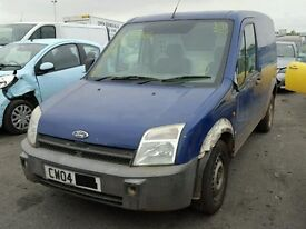 FORD Transit Connect T200 1.8 TDCI 6 Months MOT
