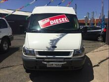 2002 Ford Transit VH 12 Seat White 5 Speed Manual Bus Brooklyn Brimbank Area Preview