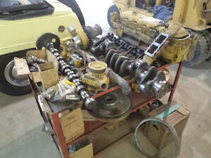 CAT ENGINE 3126 PARTS