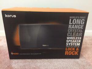 Korus V400 Premium Wireless Home Speaker