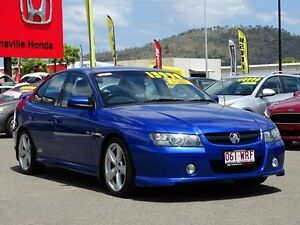 2002 Holden Commodore VY SS Blue 4 Speed Automatic Sedan Garbutt Townsville City Preview