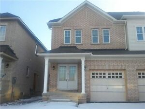 Beautiful Semi 3 Bed 4 Bath With Basement Finished Home Rent