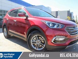 2018 Hyundai Santa Fe Sport 2.4L LEATHER, SUNROOF, HEATED SEATS