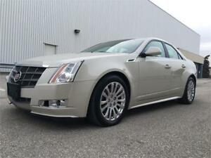 2010 Cadillac CTS AWD- Performance Collection Ed. 49k (SOLD)
