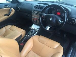 2005 Alfa Romeo 147 Selespeed Hatchback 3dr 5sp 2.0i Silver Sports Automatic Hatchback Croydon Burwood Area Preview