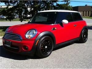 2012 MINI COOPER - PANORAMIC|BLUETOOTH|6 SPEED MANUAL