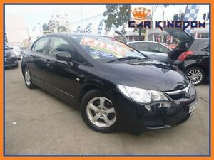 2008 Honda Civic 8th Gen MY08 VTi 5 Speed Automatic Sedan Homebush Strathfield Area Preview