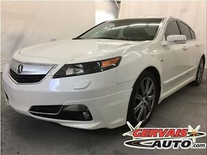 Acura TL AWD A-Spec Cuir Toit Ouvrant MAGS 2014