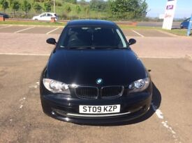 BMW 1 SERIES 2009 **** LOW MILEAGE 49K ****