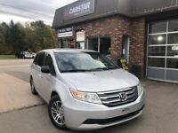 2012 Honda Odyssey EX Moncton New Brunswick Preview
