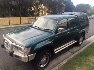 2001 Toyota Hilux Ute on LPG with Cruz Coorparoo Brisbane South East Preview