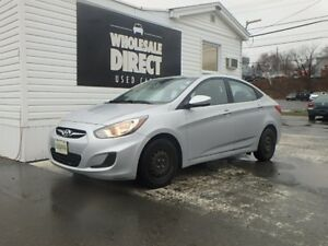 2012 Hyundai Accent SEDAN 1.6 L