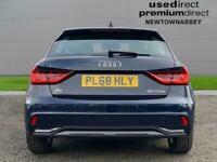 2019 Audi A1 30 Tfsi Sport 5Dr Hatchback Petrol Manual