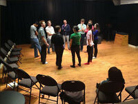 Acting Essentials: Introductory class!